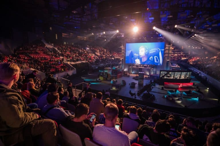 ESport-Turnier in Halle